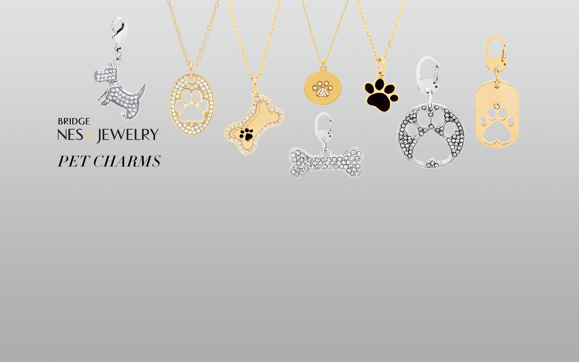 Bridge Page Slide – Pet Charms
